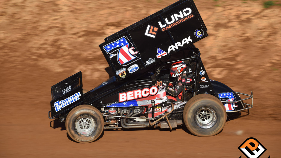 Cox Fights Back For Seventh Place Finish with SCCT