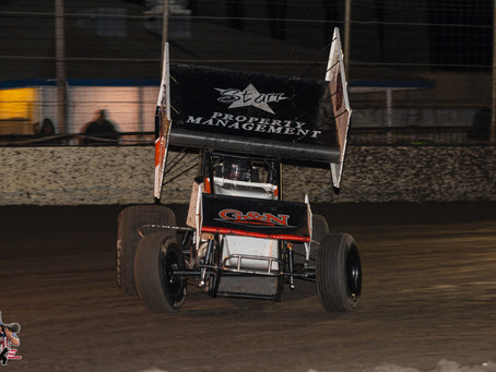 Sean Becker 11th During Debut with Vertullo Motorsports