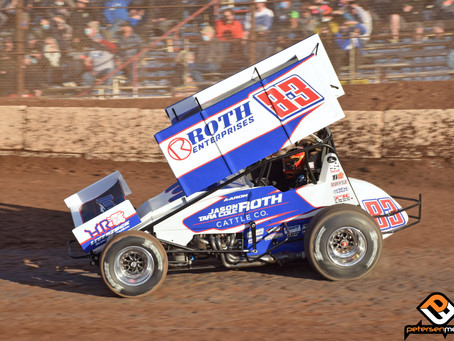 Reutzel Opens Up 2021 Season with Trio of Top-10's at Wild Wing Shootout