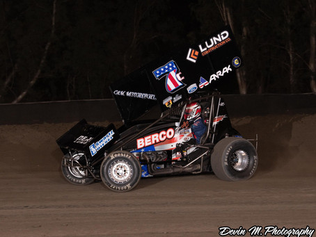 Cox and C&M Motorsports Sixth at Cotton Classic