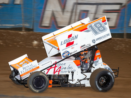 KCP Racing and Gio Scelzi Bring 2020 Season to Close with Tough Two Night Swing in the Midwest