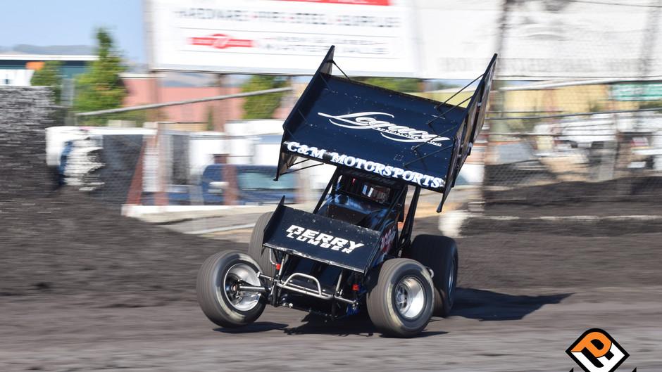 Cox Seventh at Petaluma Speedway