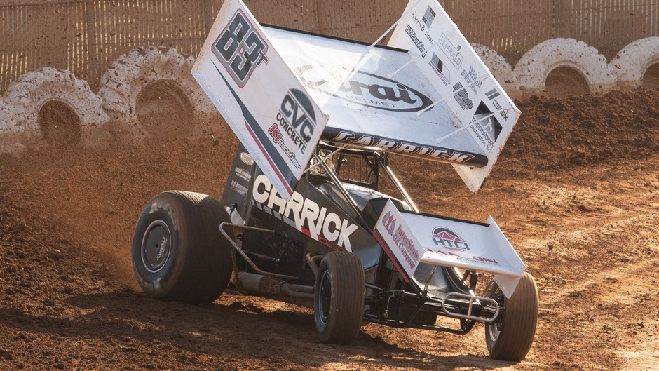 Carrick Captures Pair of Third Place Finishes