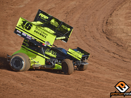 Andy Gregg 13th at Placerville Speedway; Mark Forni Classic On Tap
