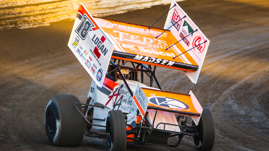 Ian Madsen and KCP Racing Stay Hot as They Record Top-5 at Jackson Motorplex