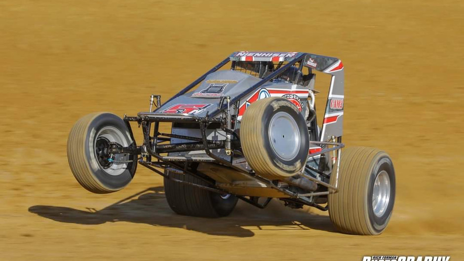 Eventful Weekend with USAC Has Nienhiser Ready for Keystone Invasion