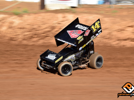 Ryan Robinson Records Pair of 4th Place Finishes; Takes SCCT Points Lead