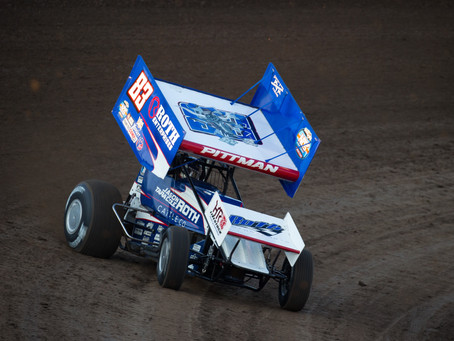 Daryn Pittman and Roth Motorsports Mutually Agree to End Season in Different Directions