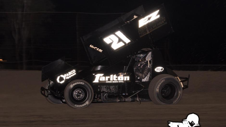 Austin McCarl and Tarlton Motorsports Record Pair of Top-5's