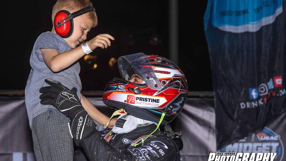 Kyle Larson's Strong Midget Week Headlines Successful Run for KSE Racing Products