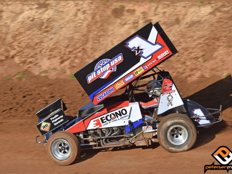 Forsberg 13th at SCCT Opener After Late Race Tangle