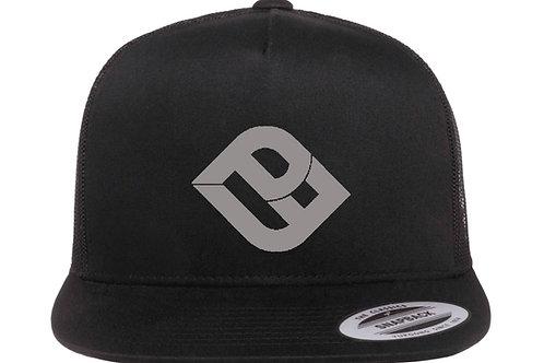 Petersen Media Flat Bill Trucker Hat