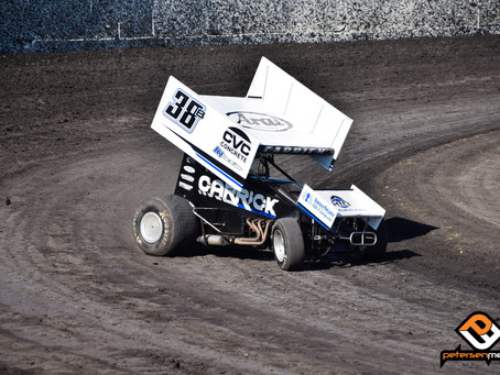 Blake Carrick Pockets Top Five Finish with Sprint Car Challenge Tour