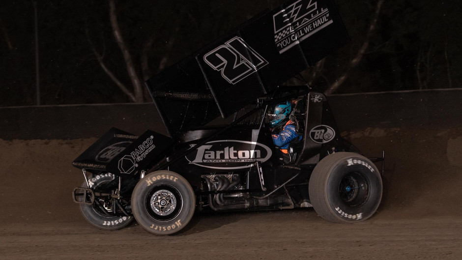 Ryan Bernal Reunites With Tarlton Motorsports To Close out 2021