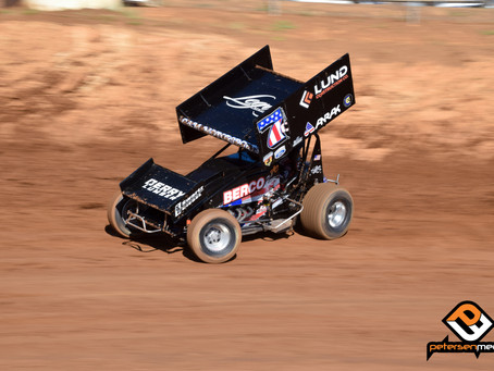 Justyn Cox Sixth at Placerville Speedway with C&M Motorsports