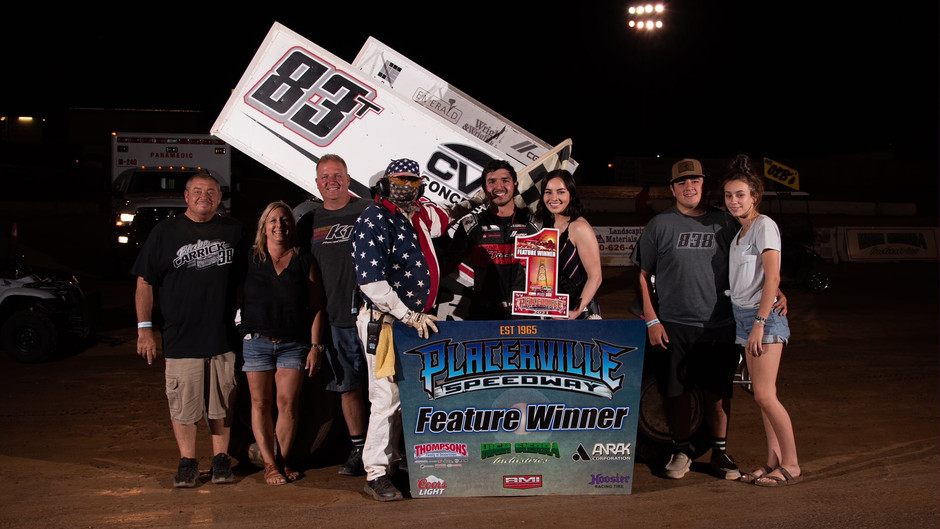 Tanner Carrick Nets Two Wins Over 4th of July Weekend