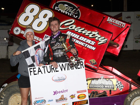 Kyle Offill Wins at 34 Raceway