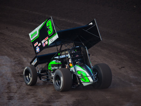 Up and Down Jackson Nationals for Tim Kaeding
