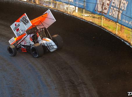 Ian Madsen and KCP Racing Pocket Pair of Top-10's at Lake Ozark Speedway