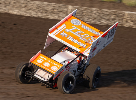 Gio Scelzi Garners Two Top-10's at Port Royal Speedway