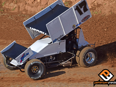 2020 Off and Running for Kalib Henry and McColloch Motorsports