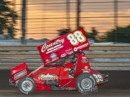 Kyle Offill To Finish 2020 Season Off in Midwest