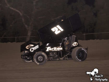 Carson Macedo and Tarlton Motorsports Cap 2020 With Pair of Runner Up Finishes at Copper Classic