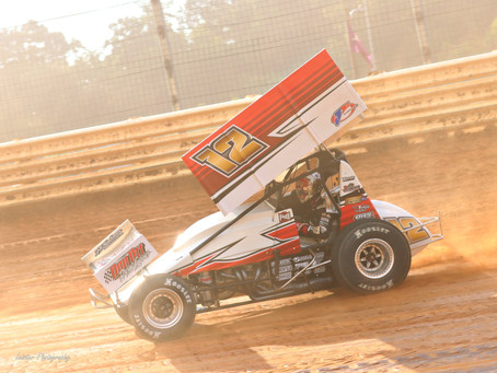 Robert Ballou Preps for PA Speedweek with Stop at Port Royal