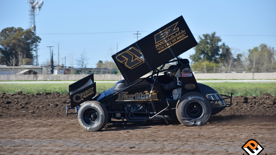 McCarl Charges to Fifth Place Finish at KWS Opener
