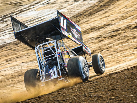Ian Madsen Set To Close 2020 World of Outlaws Season with McGhee Motorsports