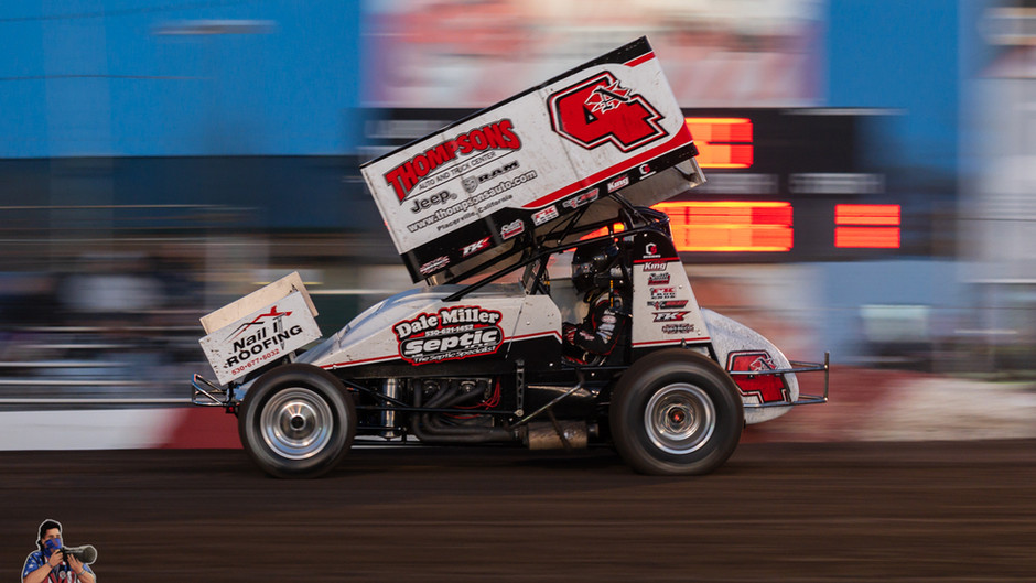 Dale Miller Motorsports and Justin Sanders Sweep Silver Cup