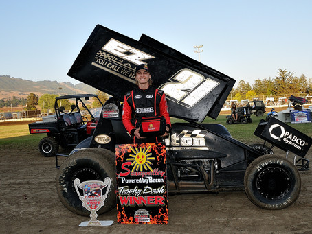 Corey Day Off and Running with Tarlton Motorsports