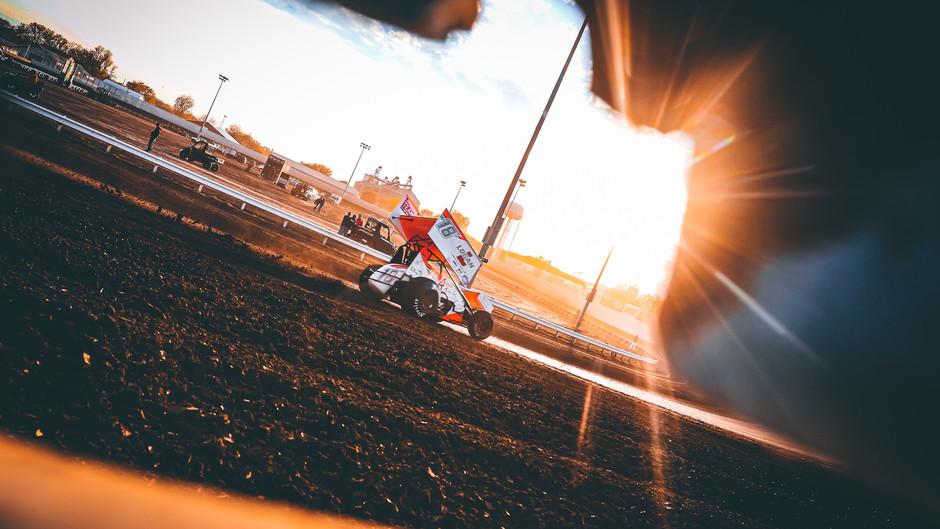 Madsen 9th at I55 Raceway