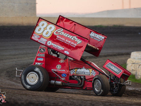 Offill 10th to Open 2021 at Marysville Raceway