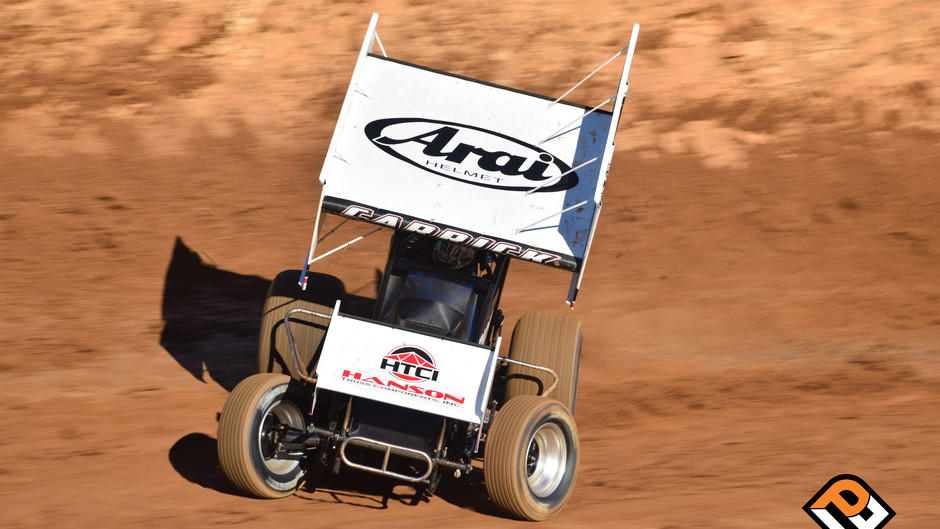 Tanner Carrick 2nd With Sprint Car Challenge Tour