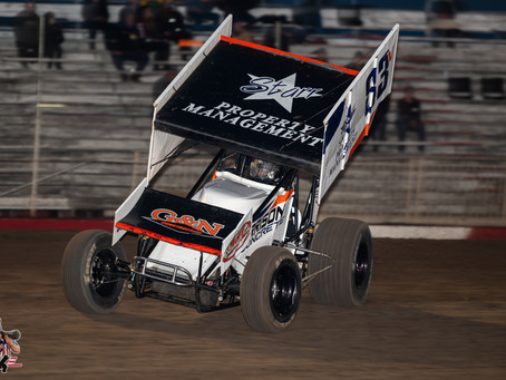 Sean Becker Bags Two Top-10's at Silver Cup with Vertullo Motorsports