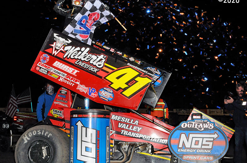 Stewart and McFadden Lead the Way for KSE Racing Products