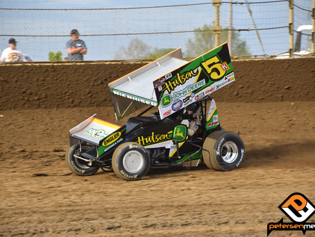 Paul Nienhiser and KO Motorsports Spend Weekend with All Star Circuit of Champions