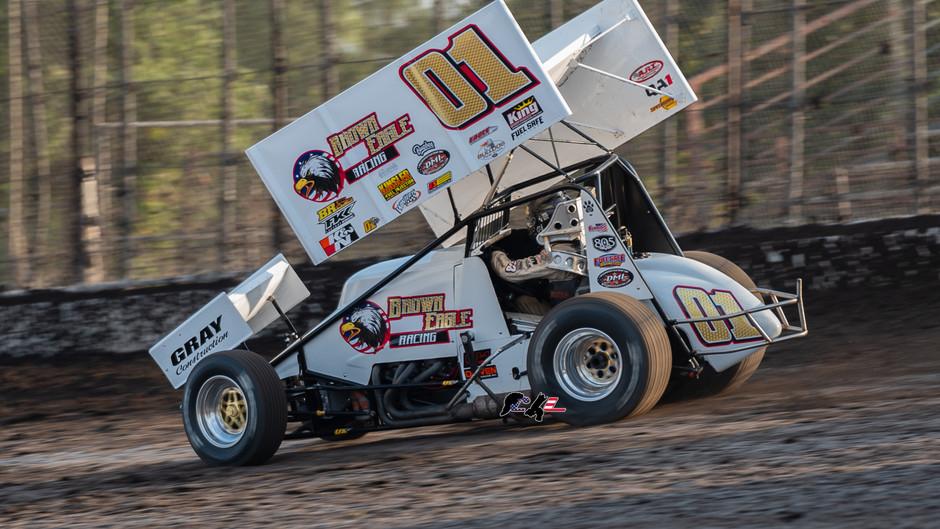 BrownEagle Racing Kicks 2020 off With Andy Gregg