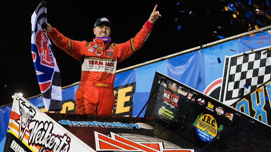 David Gravel Uses KSE Racing Products to Score Return to Racing Triumph