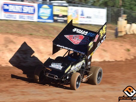 Ryan Robinson and Weiher Racing Mount Impressive Charge with Sprint Car Challenge Tour
