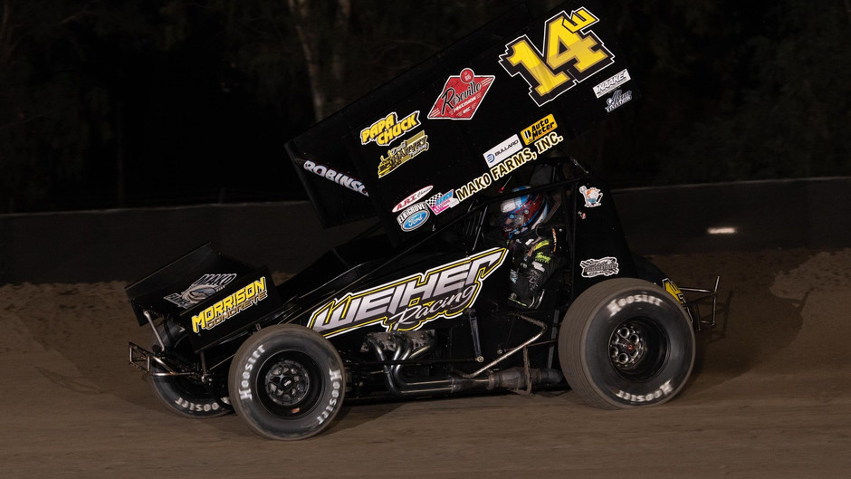 Ryan Robinson 8th at Cotton Classic as He Continues to Lead SCCT Point Standings
