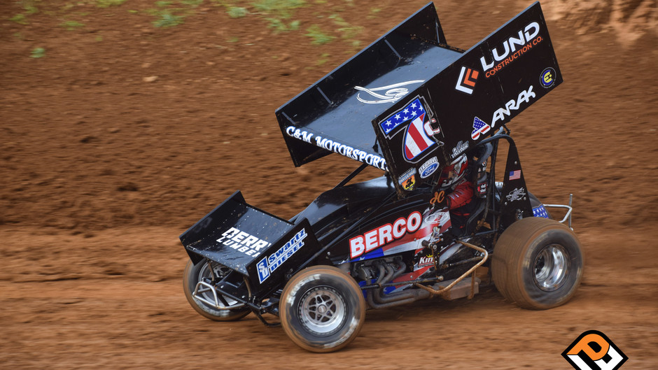 Justyn Cox and C&M Motorsports Tally Two Top-10's During Grueling Two-Night Stretch