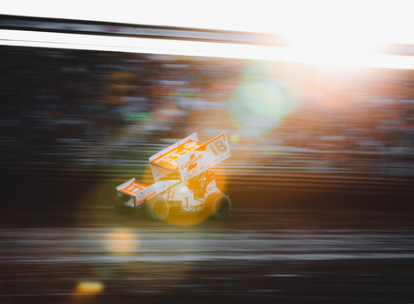 Scelzi Scores Second Place Finish at Knoxville Raceway with KCP Racing