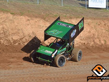 Hopkins Fourth at Marysville Raceway