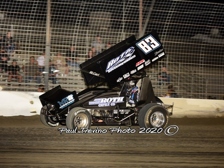 Austin McCarl Records Trio of Top-10's with Roth Motorsports