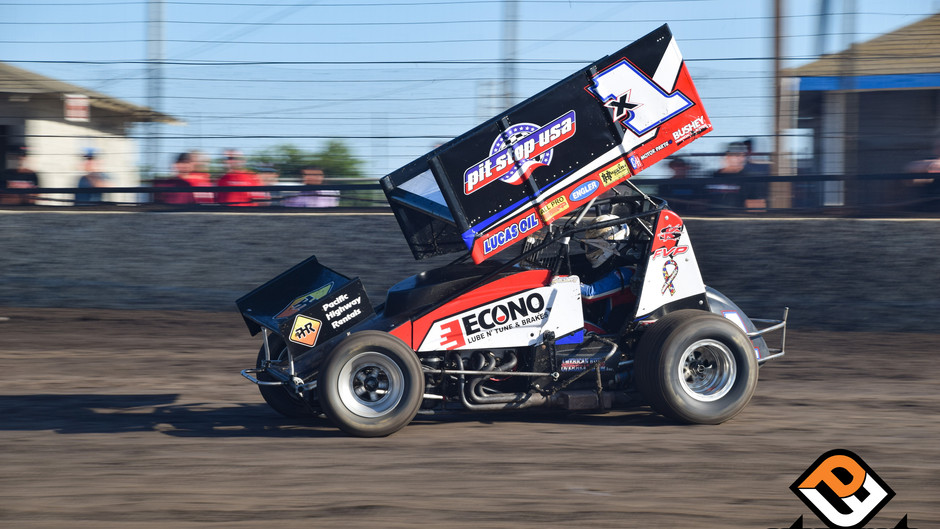 Forsberg Finds Victory Lane With Sprint Car Challenge Tour Sunday Night