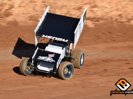 Kalib Henry and McColloch Motorsports Sixth at SCCT Event
