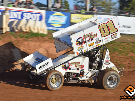 Wild Ride Ends Andy Gregg's Saturday Night