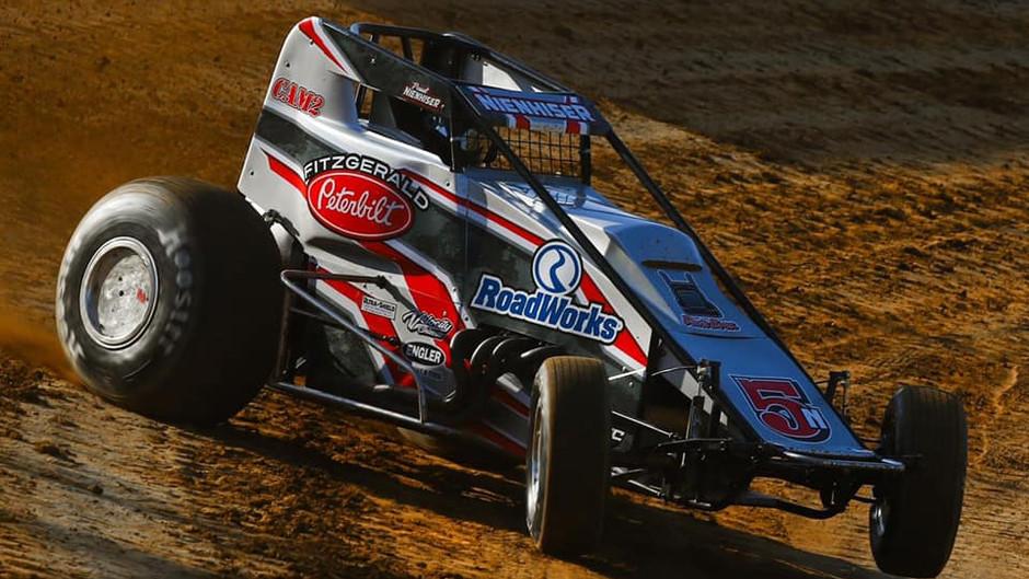 Nienhiser Wins Jacksonville Speedway Opener with KO Motorsports